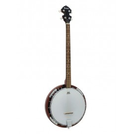 Dimavery BJ-04 banjo, 4-strunné