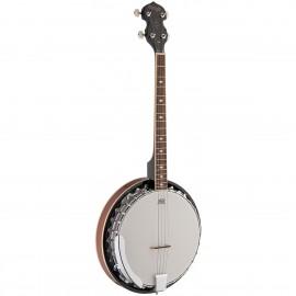 Stagg BJM30 4DL, 4-strunné banjo