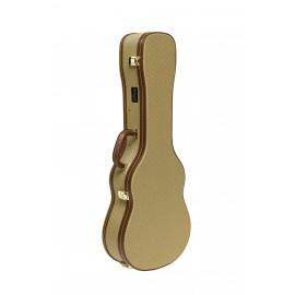 Stagg GCX-UKB GD, kufr pro barytonové ukulele