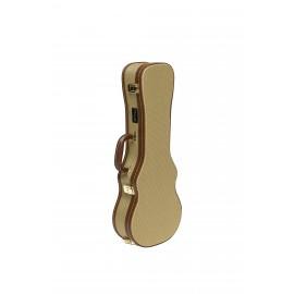 Stagg GCX-UKC GD, kufr pro koncertní ukulele