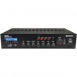 Adastra RM240S, mixážní 4-zónový 100V zesilovač, 240W, BT/MP3/FM