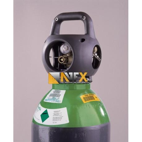 AVFX helium into the balloons - Professional L bottle 10 - 300 balloon 27 cm