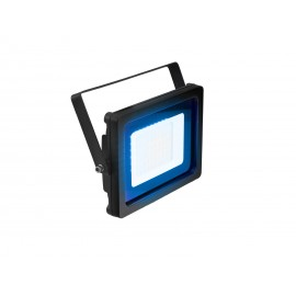 Eurolite FL-30 venkovní bodový LED reflektor modrý