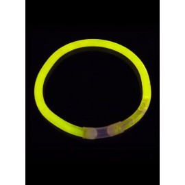 Luminous two-tone bracelets