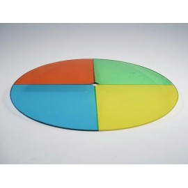 Náhradní barevný terč pro měnič barev