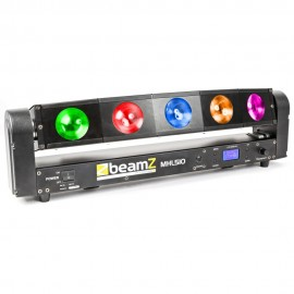 BeamZ LED BAR - MHL510, 5x10W LED 4 v 1