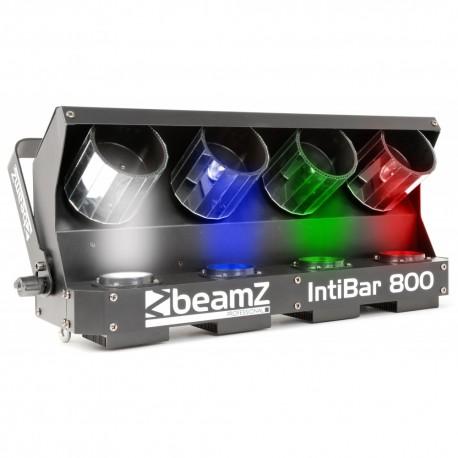 BeamZ LED Scan, 4x 10W LEDs, DMX, rotační válce, světelný efekt