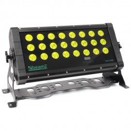 BeamZ LED Wall Washer 24x 8W QCL LED, DMX