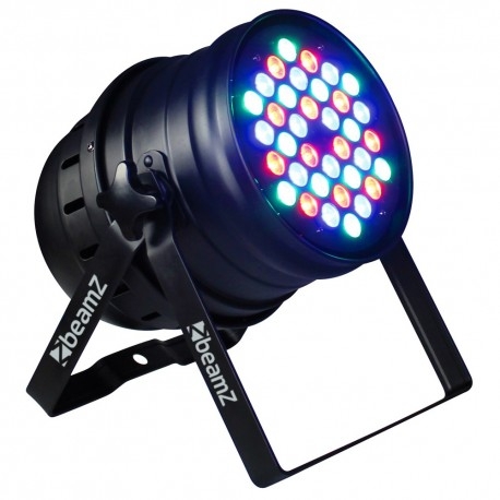 BeamZ LED PAR-64 RGB 36x 1W, DMX