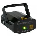 BeamZ Laser Multipoint 170 mW RG červená/zelená