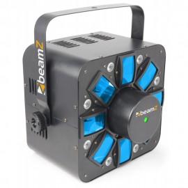 BeamZ LED Multi Acis III s laserem, DMX, světelný efekt