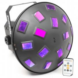 BeamZ LED Zig-Zag II 6x3W RGBAWP, IR, světelný efekt