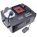 BeamZ S2000, DMX výrobník mlhy s LED 24x 3W RGB