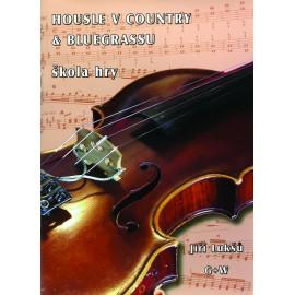 """Škola """"""""Housle v country a bluegrassu"""""""" + CD"""