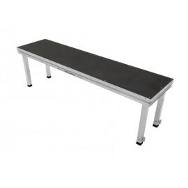 Deska pódiová 50 cm x 200 cm, venkovní