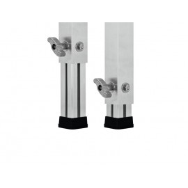 Quil pódiová noha teleskopická, 80-140 cm