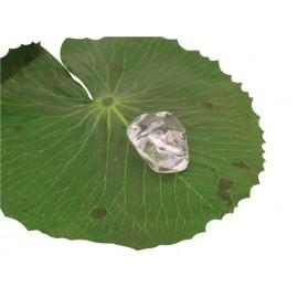 Akrylové krystalky, průhledné, 35 - 50 mm, 8ks